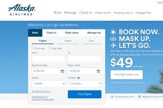 Alaska Airlines reviews and complaints