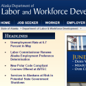 Alaska Department Of Labor And Workforce Development reviews and complaints