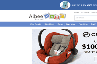 Albee Baby reviews and complaints