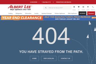 Albert Lee Appliance reviews and complaints