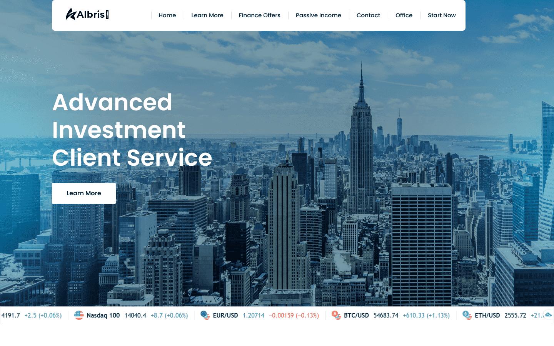 Albris Finance SA reviews and complaints