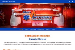Alert Ambulance Service reviews and complaints