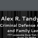 Alex R Tandy Attorney at Law
