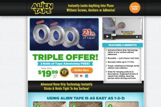 Alien Tape reviews and complaints