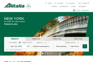 Alitalia reviews and complaints