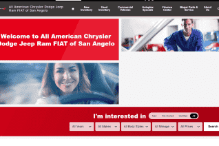 All American Chrysler Jeep Dodge Ram Fiat of San Angelo reviews and complaints