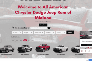All American Chrysler Jeep Dodge Ram of Midland reviews and complaints