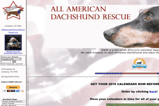 All American Dachshund Rescue reviews and complaints