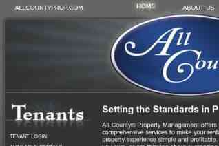 All County Property Management reviews and complaints