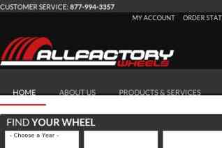 All Factory Wheels reviews and complaints
