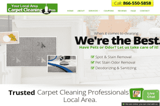 All Green Carpet Cleaning reviews and complaints