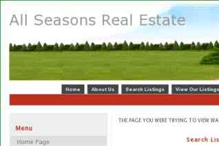 All Seasons Properties reviews and complaints