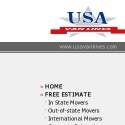 All USA Van Lines reviews and complaints