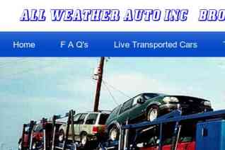 All Weather Auto Transport reviews and complaints