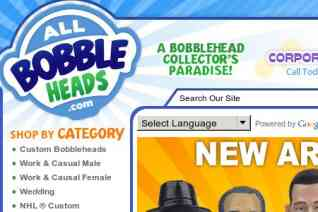 Allbobbleheads reviews and complaints