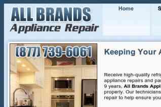 Allbrands Appliance Repair reviews and complaints