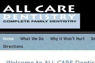 Allcare Dental reviews and complaints