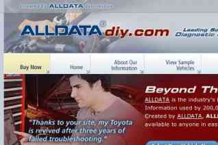 ALLDATAdiy reviews and complaints