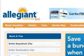 Allegiant Air reviews and complaints