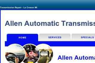 Allen Transmission reviews and complaints