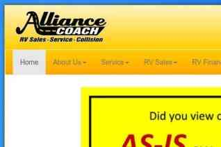 Alliance Coach reviews and complaints