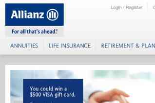Allianz Life Insurance Company Of North America reviews and complaints