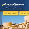 Allied Barton Security reviews and complaints