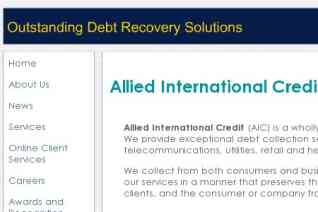 Allied International Credit reviews and complaints