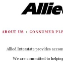 Allied Interstate reviews and complaints