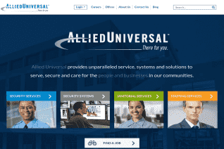 Allied Universal reviews and complaints