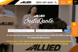 Allied Van Lines reviews and complaints