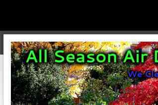 Allseason Air Ducts Cleaning reviews and complaints