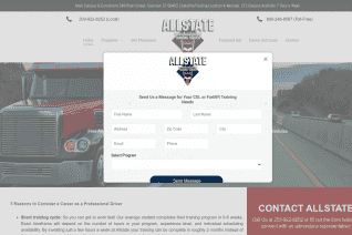 Allstate Commercial Driver Training School reviews and complaints