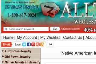 Alltribes Indian Art reviews and complaints