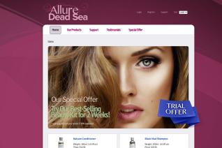 Allure Dead Sea reviews and complaints