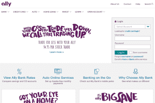 Ally Financial reviews and complaints