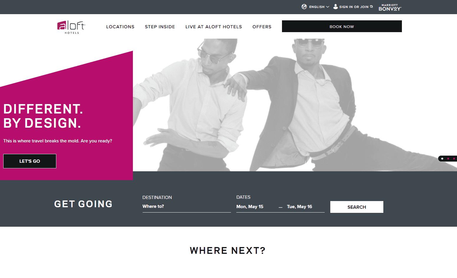 Aloft Hotels reviews and complaints