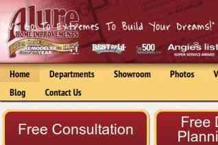 Alure Home Improvements reviews and complaints