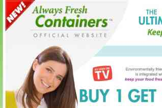 Always Fresh Containers reviews and complaints