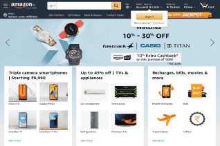 Amazon India reviews and complaints