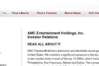 AMC Entertainment reviews and complaints