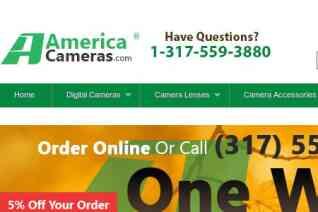 America Cameras reviews and complaints