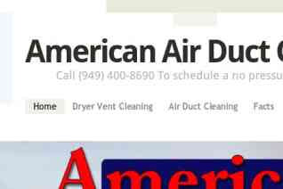 American Air Duct Cleaning reviews and complaints