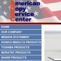 American Copy Service Center reviews and complaints