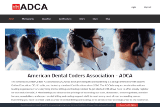 American Dental Coders Association reviews and complaints