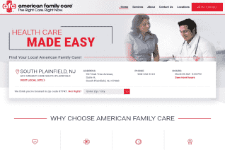 American Family Care reviews and complaints