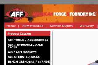 American Forge and Foundry reviews and complaints