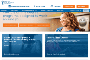 American Intercontinental University reviews and complaints