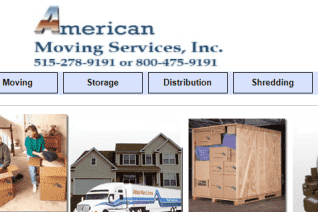 American Moving Services reviews and complaints