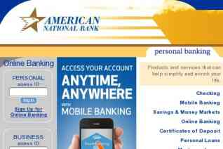 American National Bank reviews and complaints